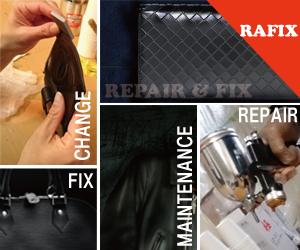 革製品のリペア会社がサイフ修理・鞄修理・バック修理を承ります
